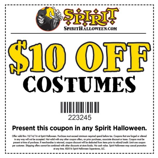 Spirit shop coupon code