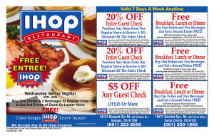 Free Restaurant Coupons San Diego
