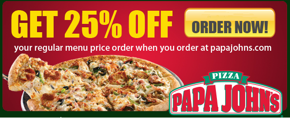picture relating to Papa Johns Printable Coupons identify PAPA Johns Menu Product Coupon codes Seize Your Printable Discount coupons